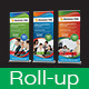 Multipurpose Business Roll-Up Banner Vol-11 - GraphicRiver Item for Sale