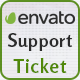 Envato User Support Ticket System - CodeCanyon Item for Sale