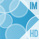 4 Color, 1 Alpha Bubbles/Circles - FULL HD Loop - VideoHive Item for Sale