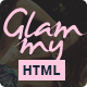 Glammy - eCommerce HTML Premium Template - ThemeForest Item for Sale