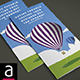 Corporate Set- Tri-fold, Brochure and Flyer