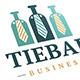 Tie Bar Logo - GraphicRiver Item for Sale