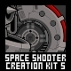 Space Shooter Kit: Side Scrolling - GraphicRiver Item for Sale