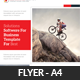 Global Business Flyer Template  - GraphicRiver Item for Sale