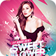 Sweet Flower Flyer - GraphicRiver Item for Sale