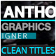 Clean Titles Lower Thirds - VideoHive Item for Sale