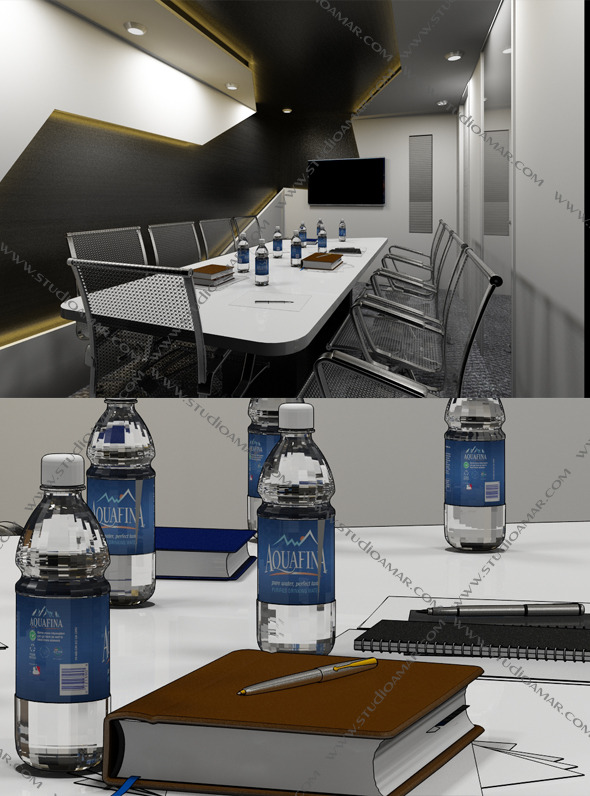 Conference Room 8080 135 - 3DOcean Item for Sale