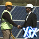 Handshake In Solar Power Station - VideoHive Item for Sale