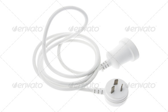 Power Cord - Stock Photo - Images