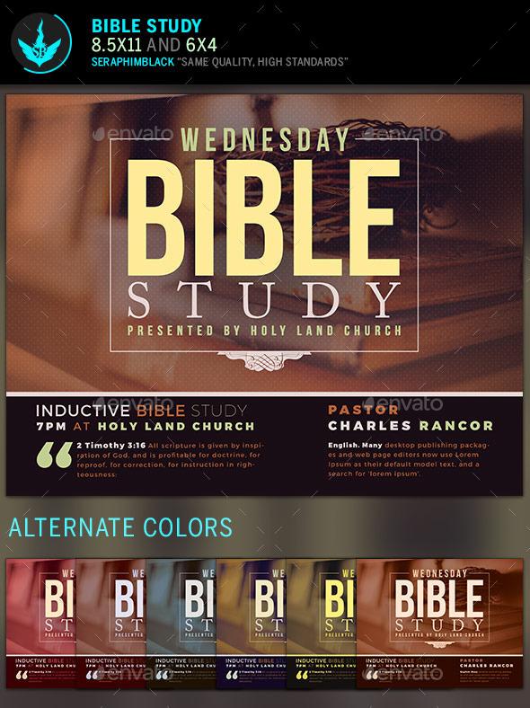 Bible study flyer gidiyedformapolitica bible study flyer yadclub Choice Image