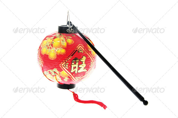 Chinese Lantern - Stock Photo - Images
