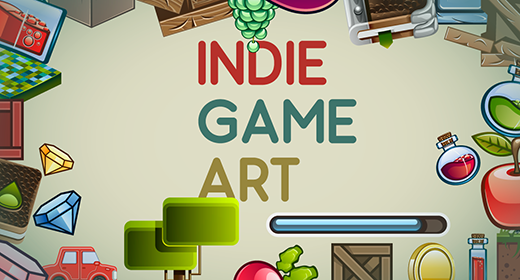 Indie Game Art