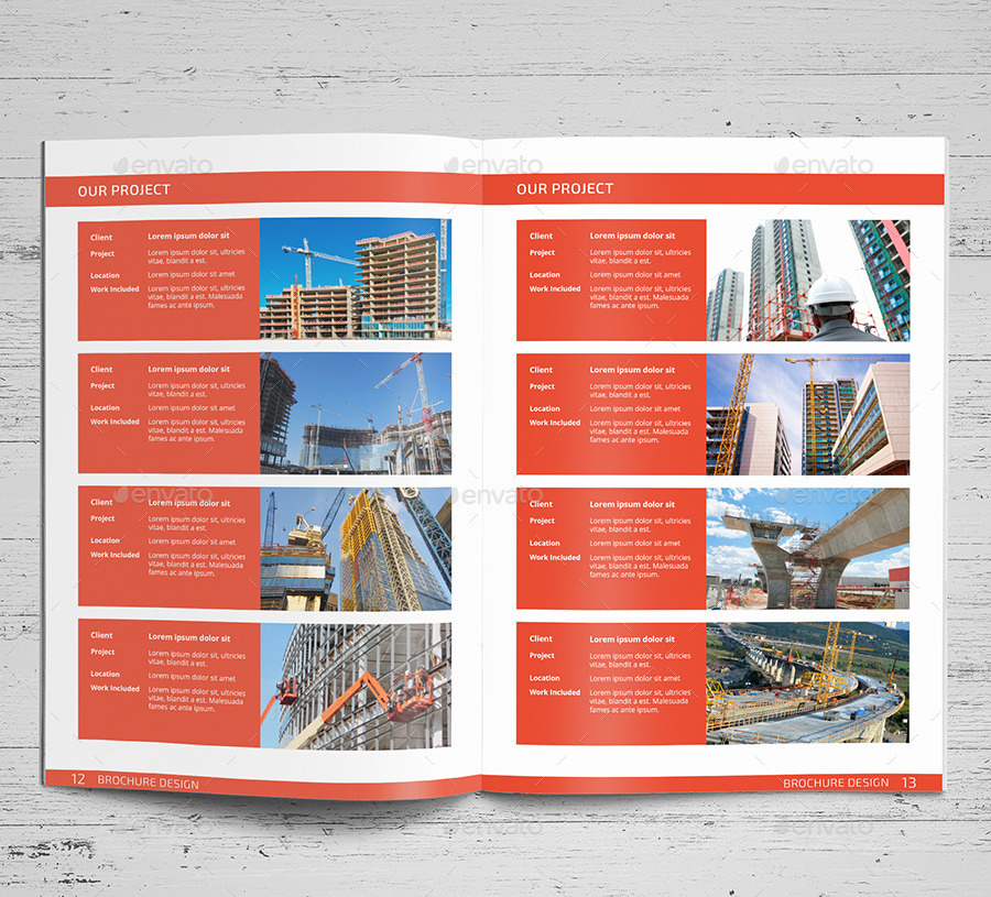 Construction brochure templates by design pick graphicriver for Construction brochure template