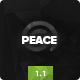 Peace - Responsive Multipurpose HTML5 Template v1.1 - ThemeForest Item for Sale