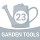 Garden Tools Flat Designs - GraphicRiver Item for Sale