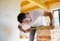 Handyman measuring room - PhotoDune Item for Sale