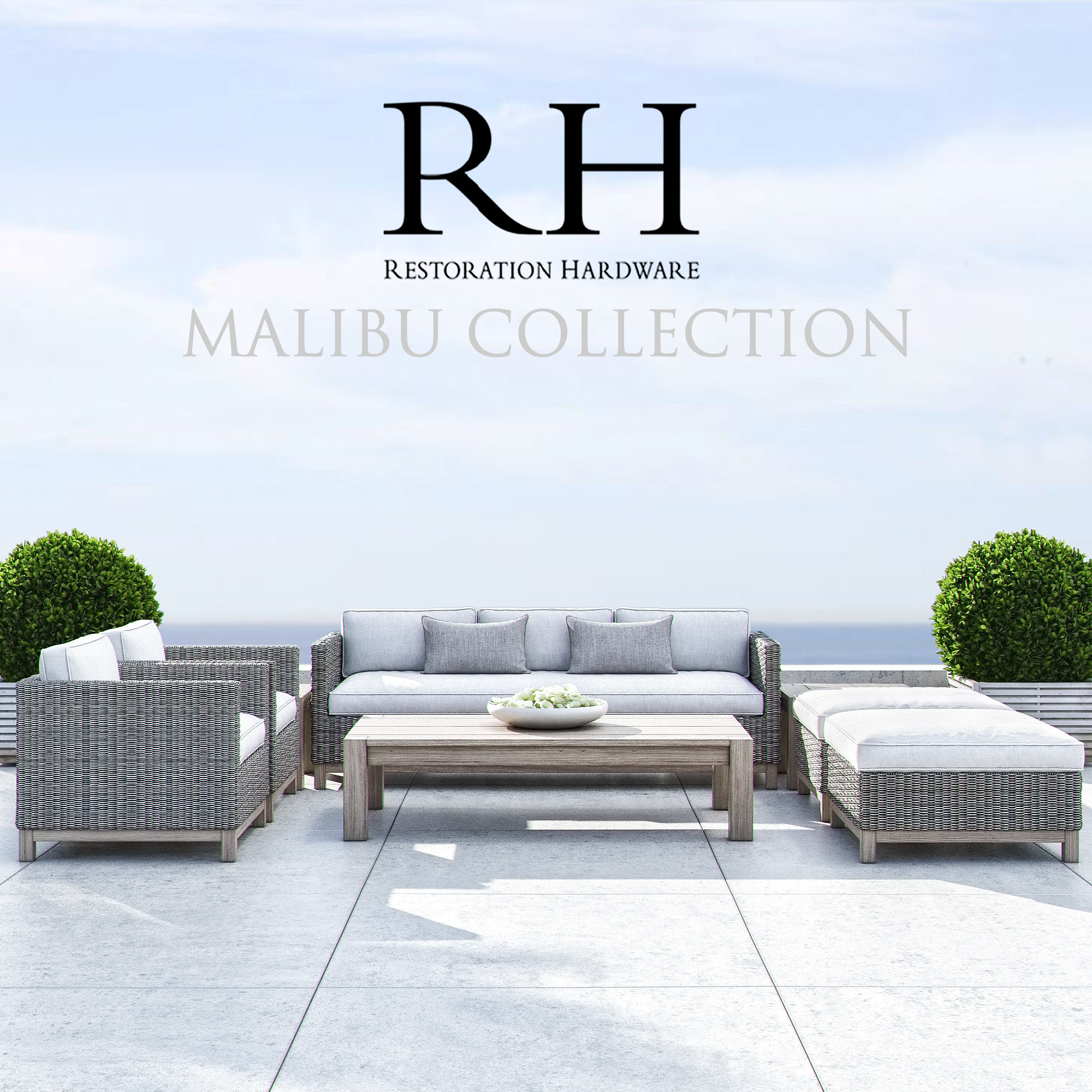 Restoration Hardware - Malibu Collection