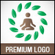 Fresh Yoga Logo Template - GraphicRiver Item for Sale