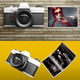 Camera Mock-ups - GraphicRiver Item for Sale