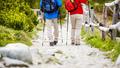 Senior couple hiking - PhotoDune Item for Sale