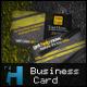 Rehabilitation Business Card - GraphicRiver Item for Sale