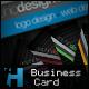 Sleek Design Business Card - GraphicRiver Item for Sale