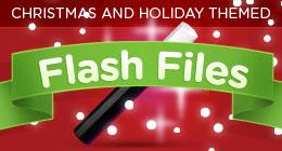 Christmas Flash Files