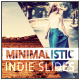 Minimalistic Indie Slideshow - VideoHive Item for Sale