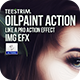 Oil Paint Action - Photo Effect - GraphicRiver Item for Sale