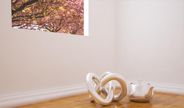 3ds max room scene vray - 3DOcean Item for Sale