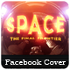 Space - Facebook Cover - GraphicRiver Item for Sale