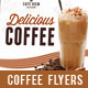 Premium Coffee Flyers / Magazine Ad - GraphicRiver Item for Sale