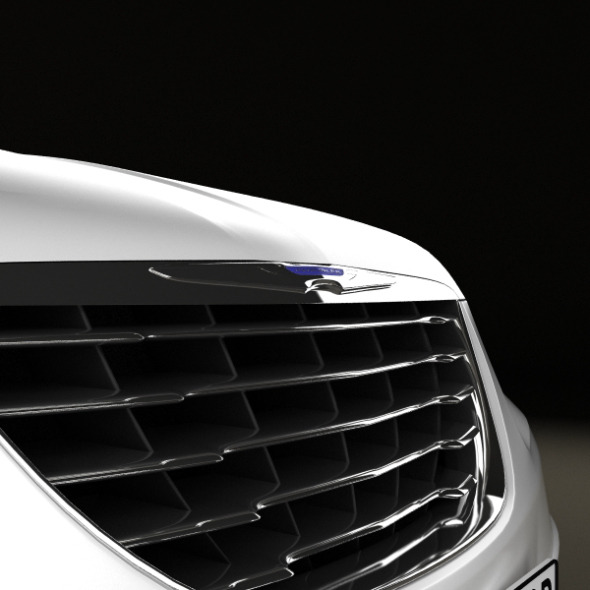 Chrysler 200 Convertible 2011 By Humster3d