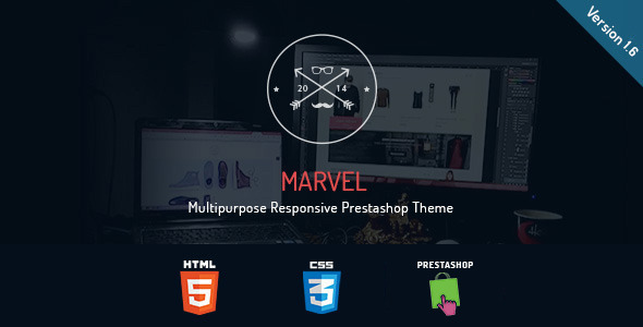 JMS Marvel – Multipurpose Prestashop Theme
