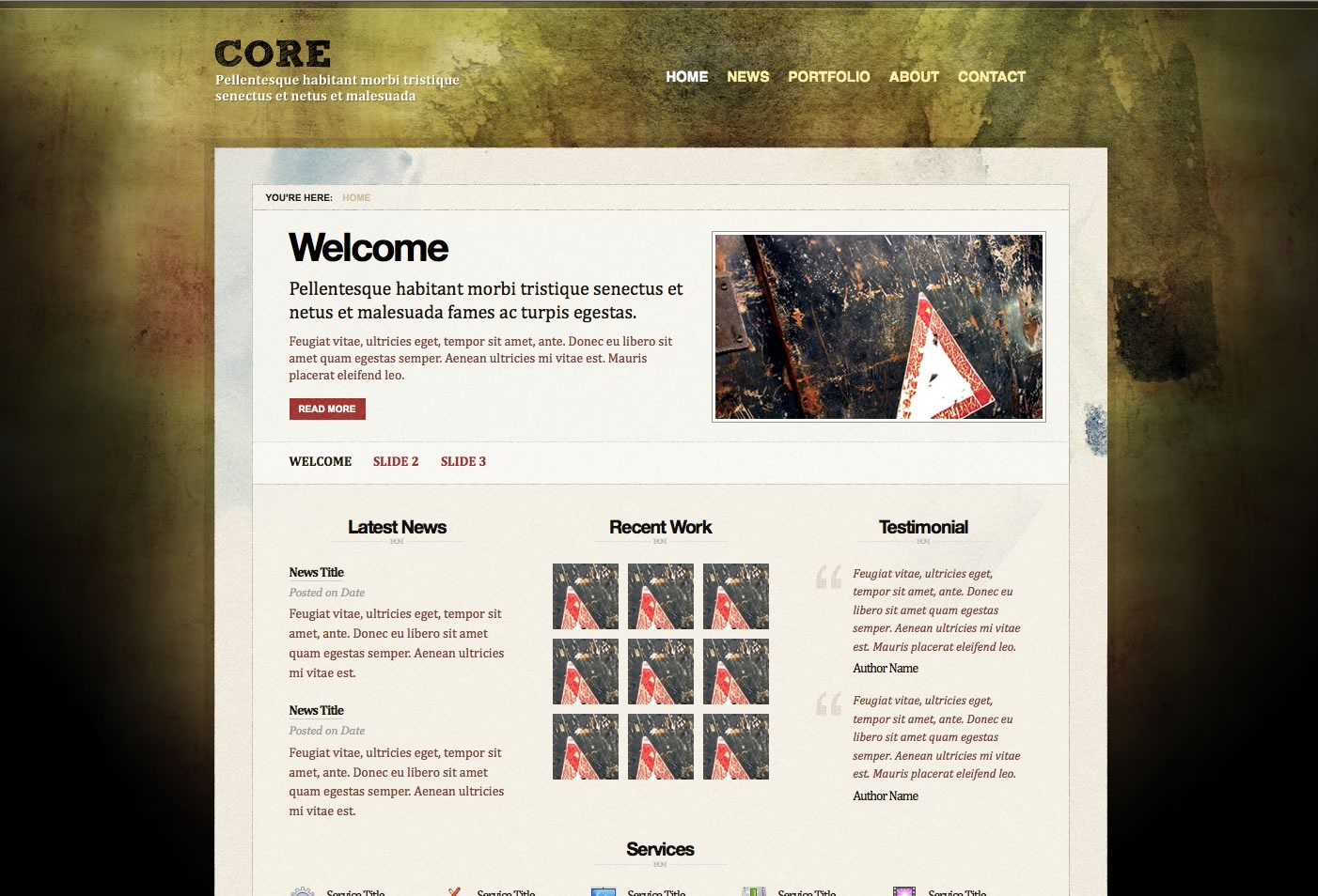 Free Download CORE Nulled Latest Version