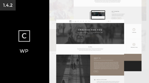 Choco | Multipurpose WP - Creative WordPress