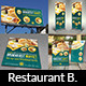Restaurant Advertising Bundle Vol.5