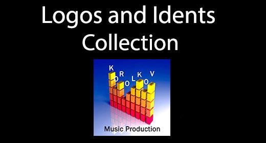 Logos, intros  & Idents