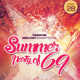 Summer Party of 69 - GraphicRiver Item for Sale