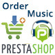 Prestashop Module Sound of New Purchase Playing Music after Purchase - CodeCanyon Item for Sale