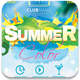 Summer Color Flyer Template - GraphicRiver Item for Sale