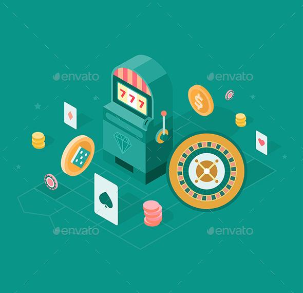 Casino Concept - Miscellaneous Conceptual