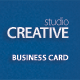 Pixel'd Business Card - GraphicRiver Item for Sale