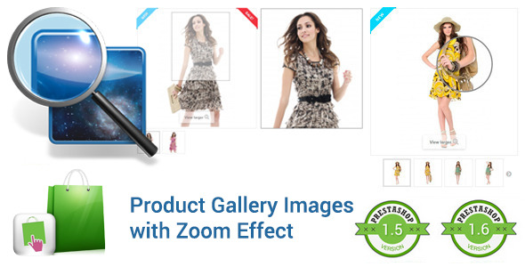 Prestashop Product Images ZOOM - CodeCanyon Item for Sale