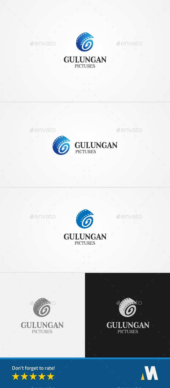 Good Film Letter G By Mnopal Graphicriver