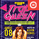 Trap Queen Party Flyer/Poster - GraphicRiver Item for Sale