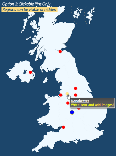 Interactive Uk Map Html5 By Art101 Codecanyon