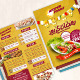 Food Menu Flyer - Ramadan - GraphicRiver Item for Sale