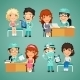 Women Having Medical Consultation - GraphicRiver Item for Sale