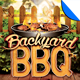 Backyard BBQ Flyer Template